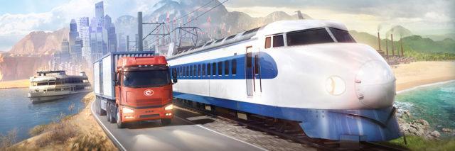 Transport Fever 2 offiziell angekündigt